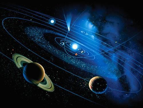 Путешествие по планетам. Плутон и дальше